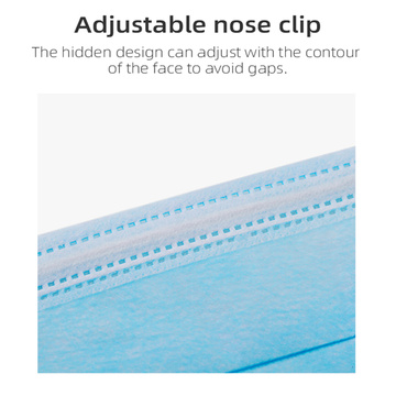 Wholesale Disposable 3 Ply Surgical Medical Face Mask