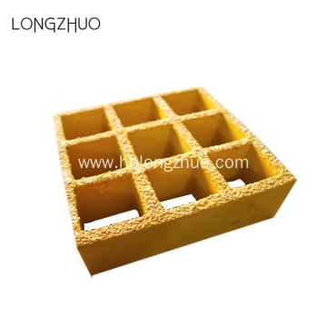 Flat Surface Fiberglass Plastic Grating Sheet
