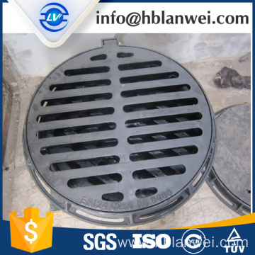 ductile iron round grating