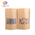 Kraft Paper Food Packaging Bags for Dried Food
