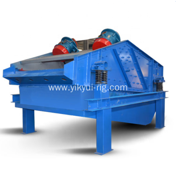 high frequency mining linear sand dewatering machine
