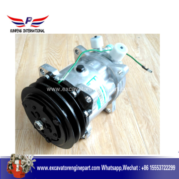 SDLG Loader Parts Air Conditioning Compressor SE5H14
