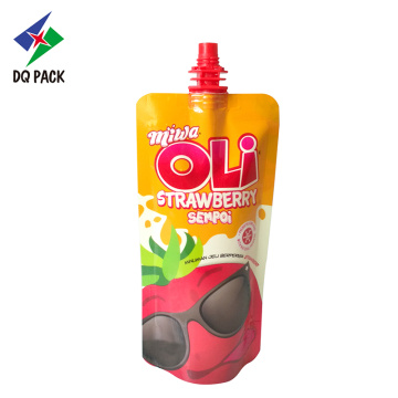 Packaging Printing With Oli Strawberry Sempoi Juice