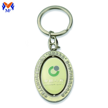 Creat metal your own keychain with charms