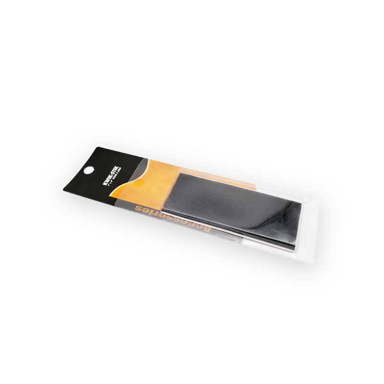 blister sliding insert card