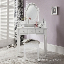 Large-capacity Simple specials white dressing table designs
