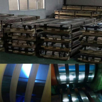 Paper Machine Stainless Steel Doctor Blades