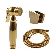 brass chromed toilet shattaf hand spray sets