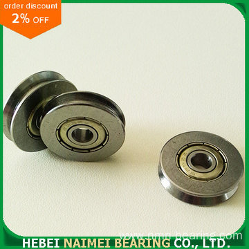 V Groove Small Ball Bearing