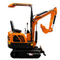 Small 0.8 ton hydraulic Mini Digger for Sale
