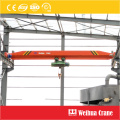 Electric Single Girder Overhead Bridge Crane