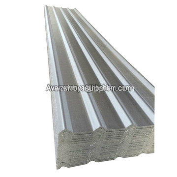 Anti-corrosion UV-Blocking Aluminium Foil MgO Roofing Sheets