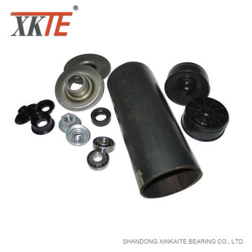 Bulk Material Handling Conveyor Idler Parts And Accessories