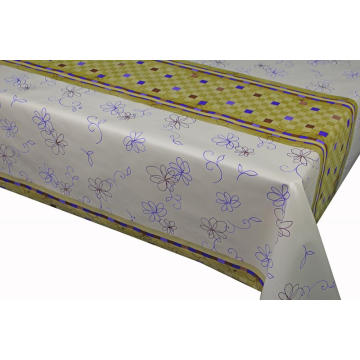 Elegant Tablecloth with Non woven backing in Uae
