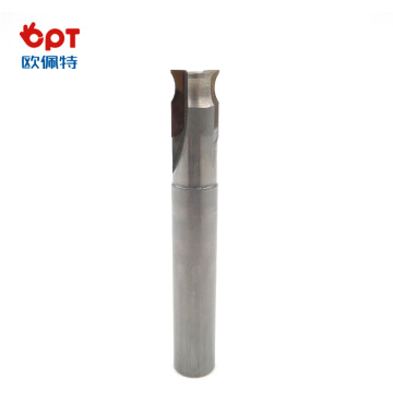 PCD custom tube end forming  cutter