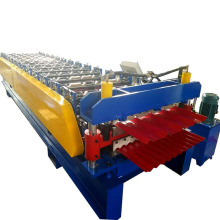 IBR Profile And Corrugated Sheet Roll Forming Machine