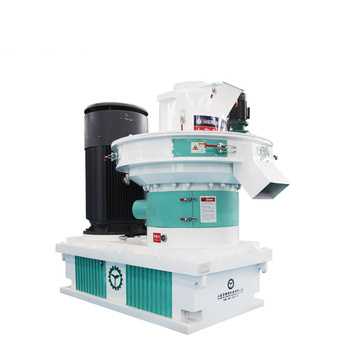 Professional Factory CE Wood Pellet Press Machine