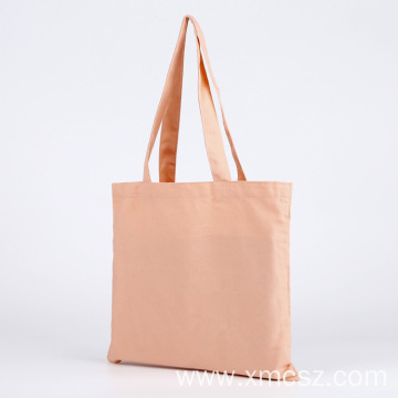 Colorful pink black white eco shopping bag