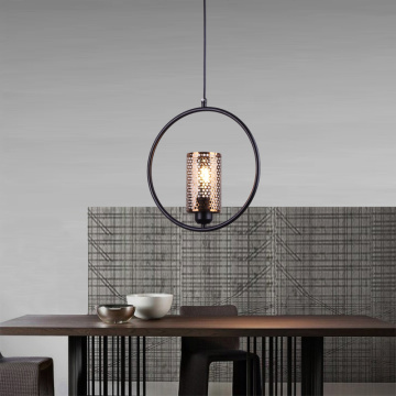 Glass Hanging Lamp Nordic style kitchen led lamp