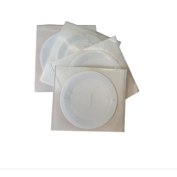 Rfid tag label CD sticker 43 mm diameter