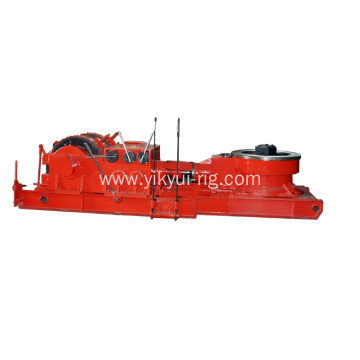 1000m Mechanical Rotary Water well Drilling Rig
