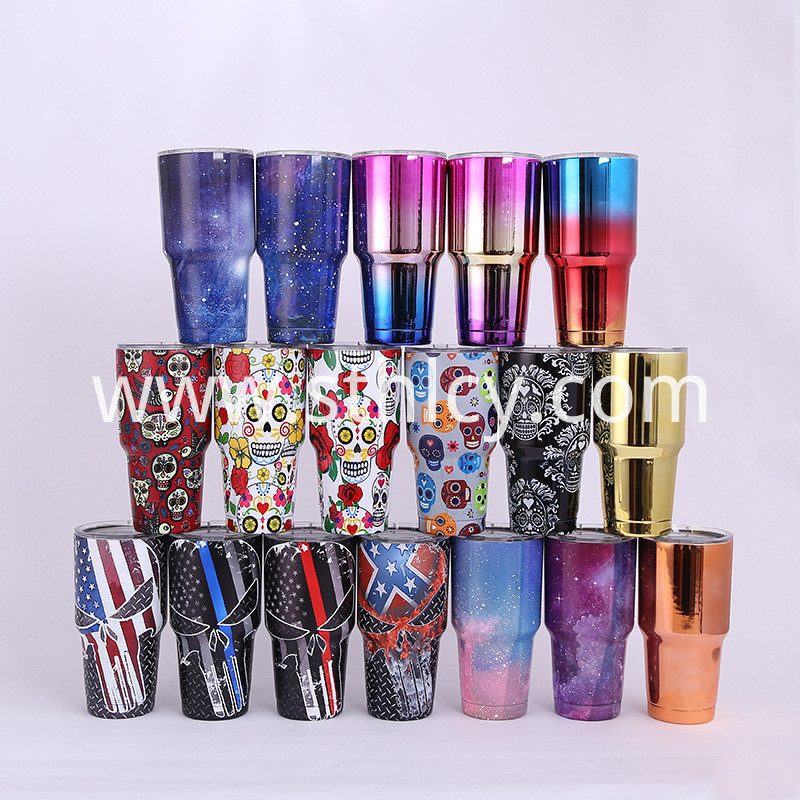 Double Wall Stainless Steel Tumbler Cup Insulated