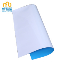 Plain White Movable Magnetic Receptive Whiteboard Wallpaper