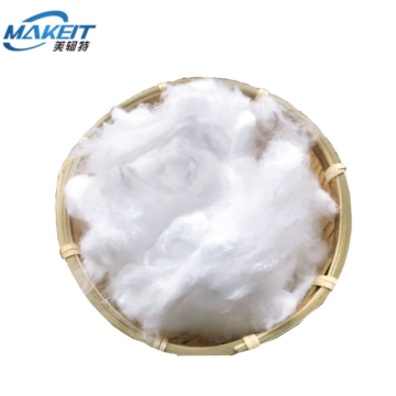 PLA 3D Hollow Conjugated Polyester Staple Core Fiber