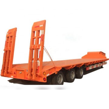 Heavy Duty Transportation 3 Axle Lowbed
