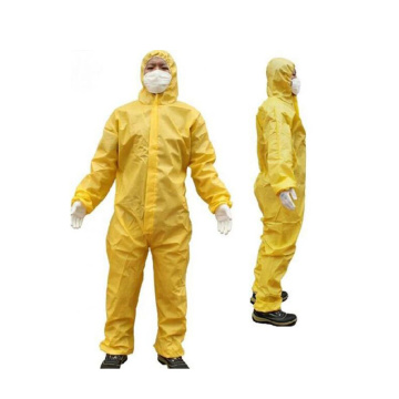 protection suit disposable coverall medical suit body protective suit fda type 4 for icu