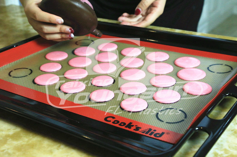 Macaron Baking Mat specially designed for Bakers