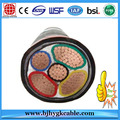 1KV 3*70sqmm Copper Conductor XLPE Ins Power Cable