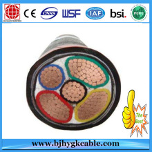 CU/XLPE / AWA / PE Middle Volt Electric Cable and line19KV / 33KV