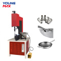 electricity aluminium cookware handle rivet making machine