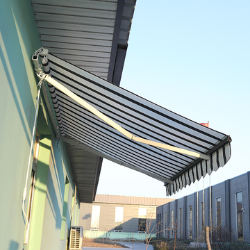 Retractable arms awning 4.0*1.5M Green