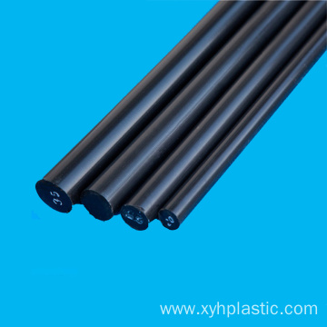 Colored pom acetal plastic rod round bar