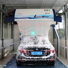 Leisuwash 360 car wash automatic touchless