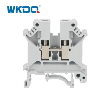 UK Din Rail Screw Terminal Blocks
