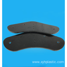 Black g10 fr4 sheet electrical insulation plastic