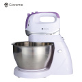 Hand Standing Mixer With Stainless Steel Bowl