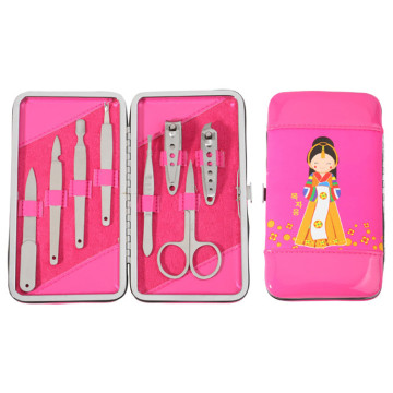8pcs Japanese Manicure Set