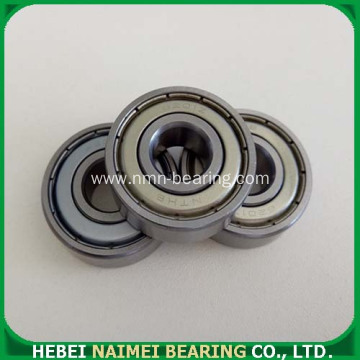 sale rolamentos Deep Groove Ball Bearing 6201zz 6202zz 6203zz ZZ / 2RS bearings for sliding door gate