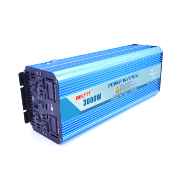 3000W Power Inverter with Wired Remote