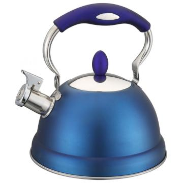 Jewelry Blue Whistling Kettle