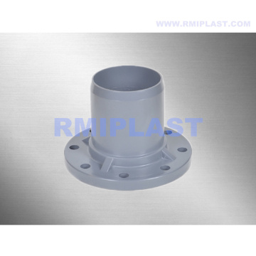 PVC Flange insert end Spigot with O Ring