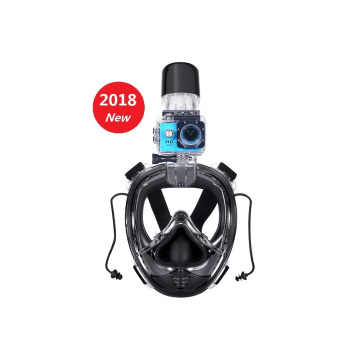 Medical Grade Silicone Anti Fog Snorkel Mask