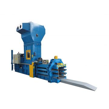 Horizontal hydraulic Automatic Cardboard Baler machine