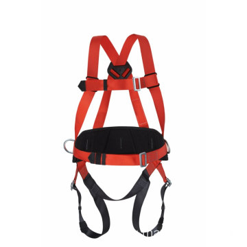Outdoor Climbing Safety Harness Full Body Protection SHS8006-ADV