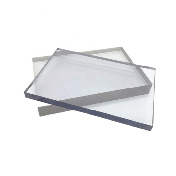 Building material plastic hard sheet solid PC board