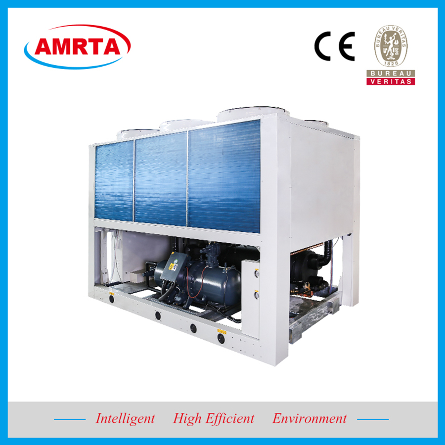 Air Cooled Environment Chiller with Heat Recovery